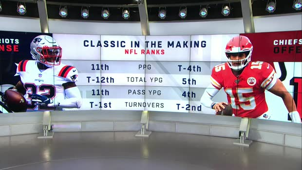 McGinest's film breakdown for Pats' Mahomes preparation