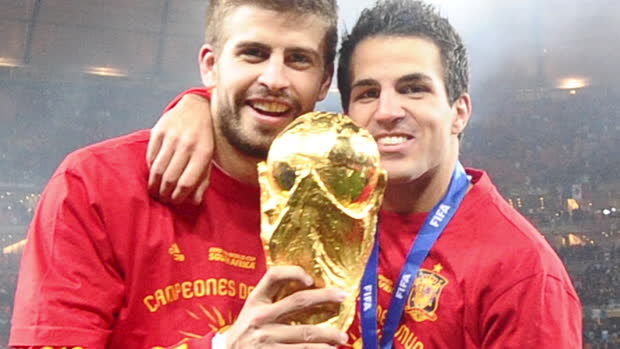 Born This Day: Weltmeister Fabregas wird 33