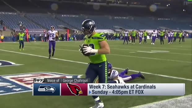 PFF previews Seahawks-Cardinals Week 7 matchup