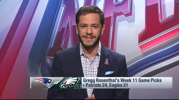 Gregg Rosenthal: Patriots secondary 'too good' for Carson Wentz, Eagles