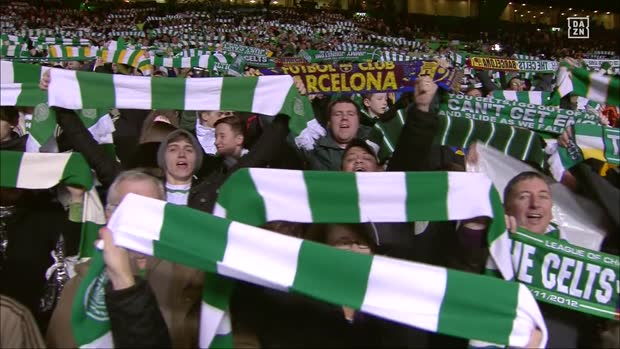 Beste YNWA-Version ever? Celtic-Fans sorgen für Gänsehaut | Champions League Archiv