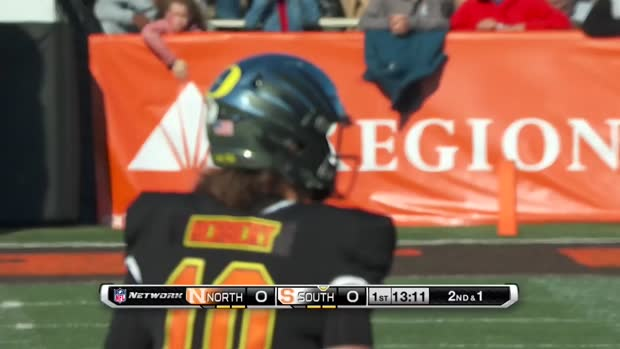 2020 Reese's Senior Bowl highlights