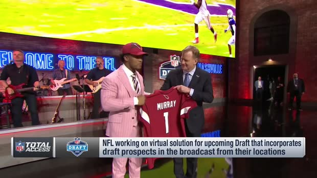 NFL Network Insider Ian Rapoport: NFL exploring virtual solutions for the 2020 NFL Draft