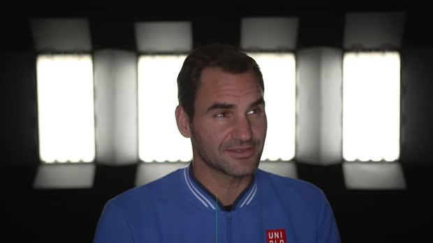 """Basket : ATP Masters - Federer - """"Je veux finir fort l'année"""""""