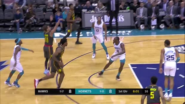 WSC: Trae Young with 30 Points vs. Charlotte Hornets