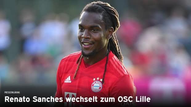Sanches verlässt FCB Richtung Lille