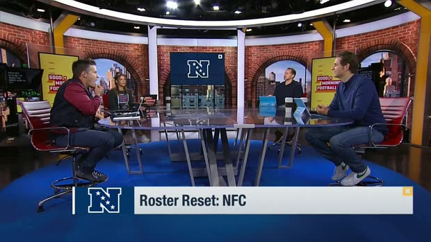 NFC Roster Reset: Teams set to make the biggest leaps in 2021