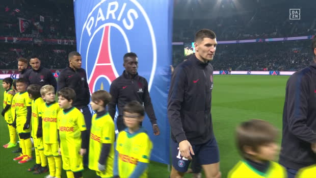 Ligue 1: PSG - Nantes | DAZN Highlights