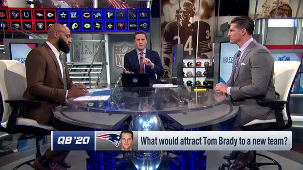 Which teams would attract Tom Brady?