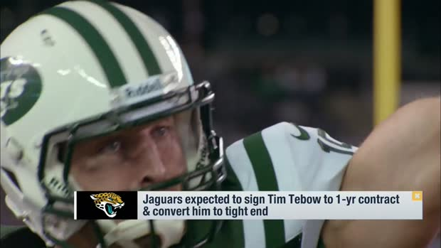 'GMFB' reacts to Tim Tebow's potential NFL return