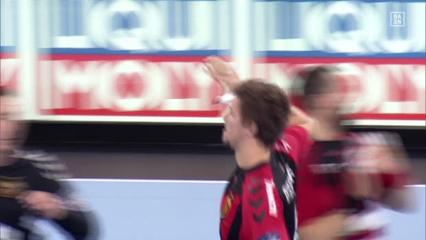 EHF Champions League: Vardar - Flensburg | DAZN Highlights