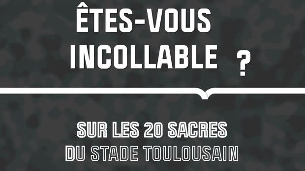 Top 14 - Quiz : Êtes:vous incollable sur les 20 sacres du Stade Toulousain ?