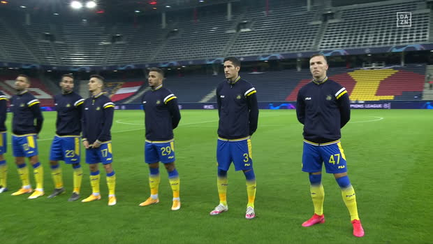 UEFA Champions League: Salzburg - Maccabi Tel Aviv | DAZN Highlights