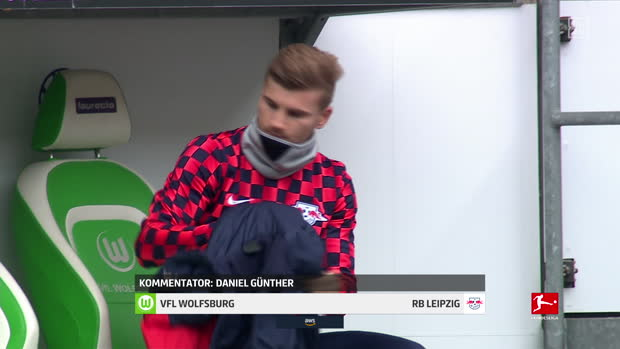 Bundesliga: VfL Wolfsburg - RB Leipzig | DAZN Highlights