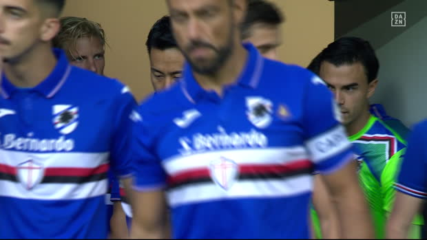 Serie A: Udinese - Sampdoria | DAZN Highlights