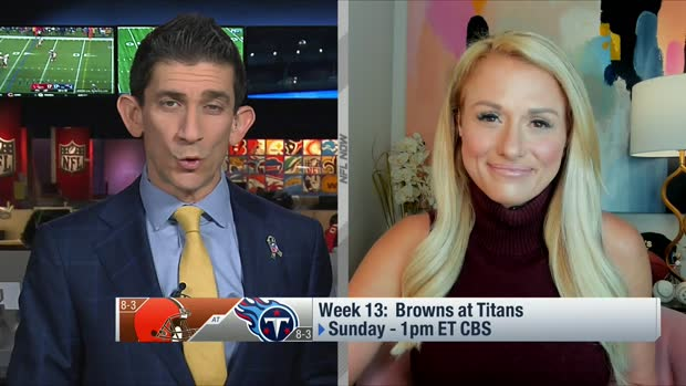 Jane Slater: Top Browns-Titans storylines to watch for in Week 13