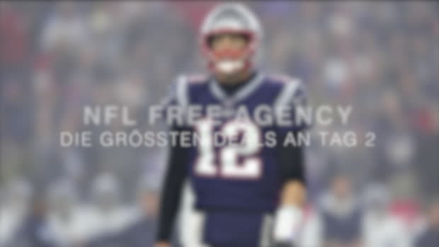 Brady, Newton & Co.: Tag zwei der Free Agency