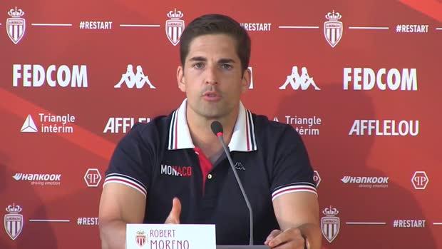 Monaco - Moreno - 'J'espère que Ben Yedder va rester'
