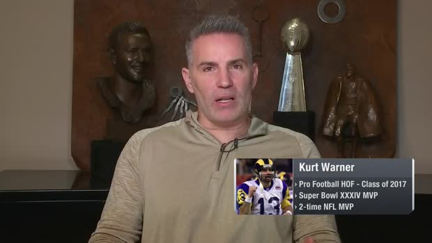 NFL Network's Kurt Warner's top five quarterbacks of Week 11