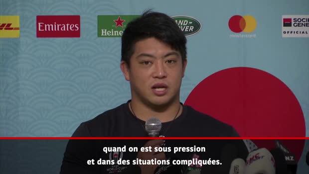 """Rugby : Quarts - Sakate - """"Utiliser notre cerveau sous pression"""""""