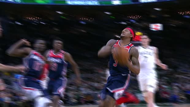 Dunk of the Night: Bradley Beal