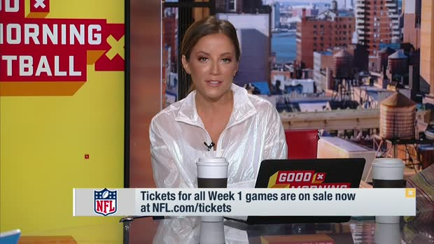 'GMFB' reveals Week 1 NFL schedule for 2021 season