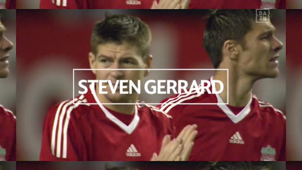 Steven Gerrard: Liverpools Ikone in Aktion | Champions League Archiv