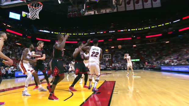 Assist of the Night: Jimmy Butler