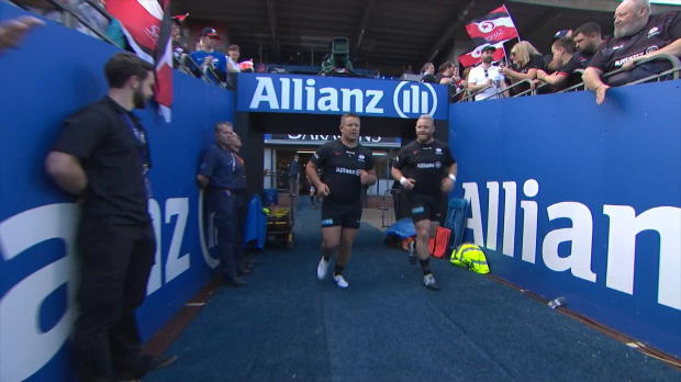 Aviva Premiership : Aviva Premiership - Match Highlights - Saracens v Gloucester - Semi Final