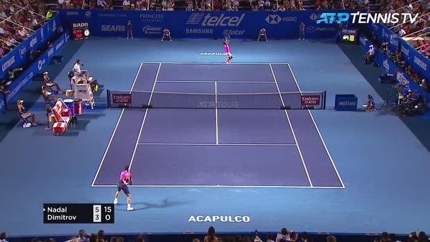 : Acapulco - Nadal vers un troisième titre