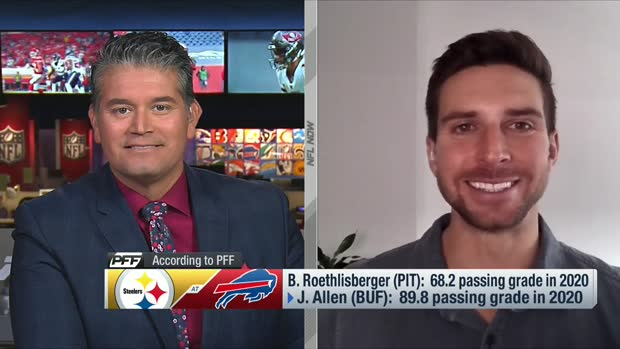 PFF's Chahrouri predicts Week 1 Steelers-Bills game
