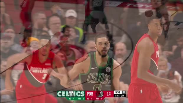 WSC: Jayson Tatum 36 points vs the Blazers