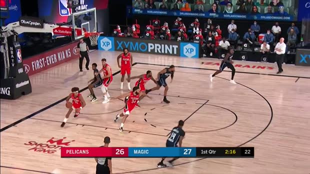 WSC: Frank Jackson with 31 Points vs. Orlando Magic