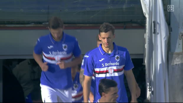 Serie A: Sampdoria - SPAL | DAZN Highlights