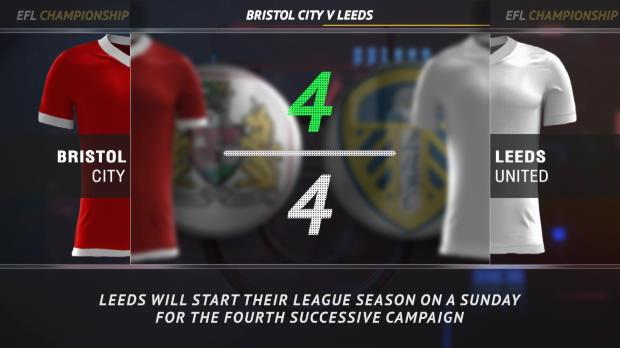 Championship fixtures 2019-20 in full: Leeds, Nottingham