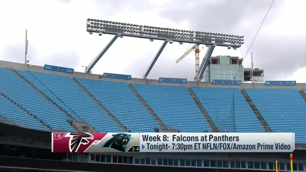 More than 10,000 voters have voted at Panthers' Bank of America Stadium