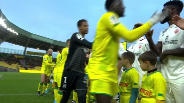 Ligue 1: Nantes - Dijon | DAZN Highlights