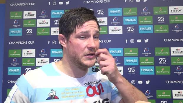 Champions Cup - 4e j. - Chavancy - 'Les 5 derniers matches avant la trêve vont déterminer la suite de notre saison'