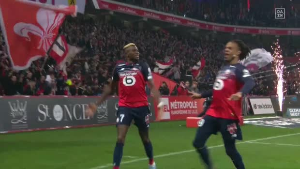 Europas Top Talente: Best of Victor Osimhen | DAZN Ligue 1