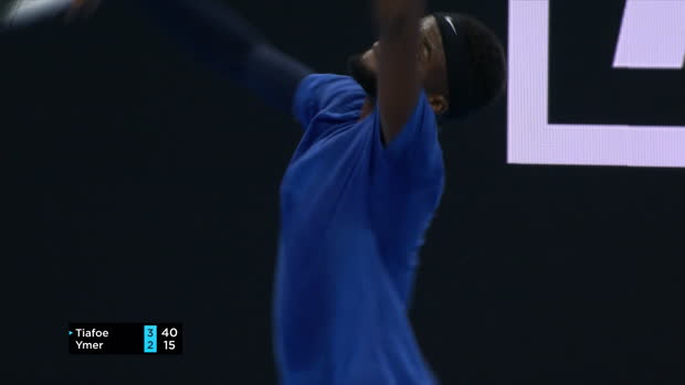 Basket : Masters Next Gen - Tiafoe rejoint le dernier carré