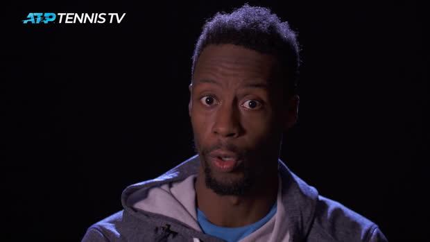 """Basket : Rotterdam - Monfils - """"J'espère faire une belle finale"""""""