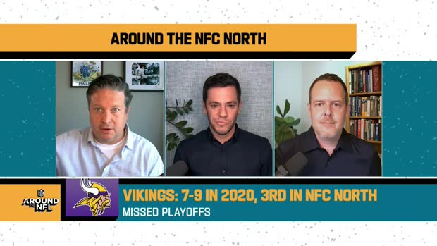 Where do the Vikings stand entering 2021 draft? 'Around the NFL'