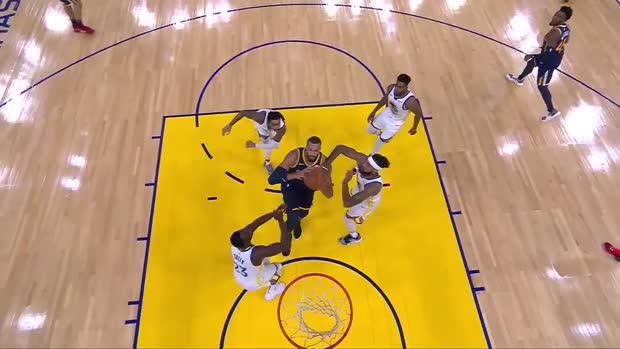 WSC: Rudy Gobert with 25 Points vs. Golden State Warriors