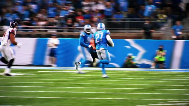 Glover Quin reveals the most memorable INT of his career