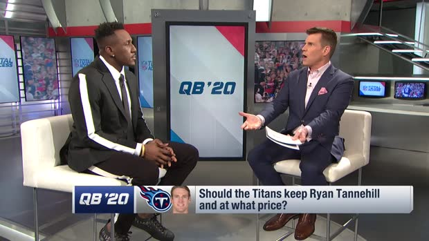 Thomas Davis: Tennessee Titans have to keep quarterback Ryan Tannehill for 'the right price'
