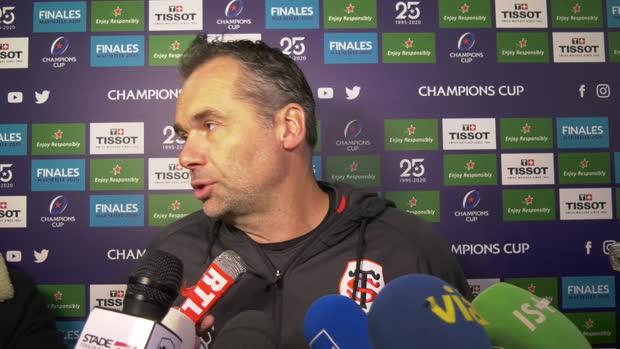 Rugby : 3e j. - Mola - ''Une dynamique intéressante''