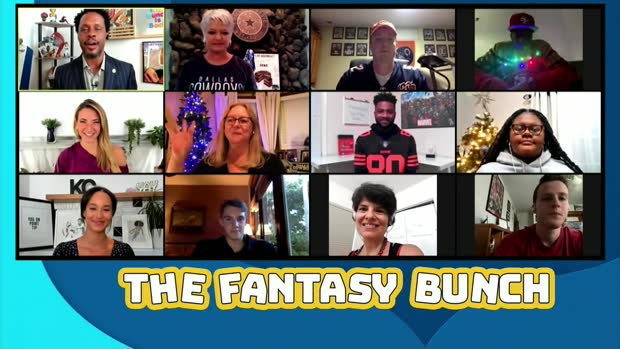 'The Fantasy Bunch': Fans pose their Week 12 lineup questions to Cynthia Frelund and Kimmi Chex