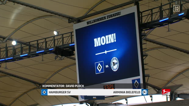 2. Bundesliga: Hamburger SV - Arminia Bielefeld | DAZN Highlights