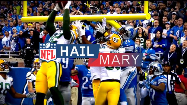 Hail Mary: Welcome to the NFL Fight Club