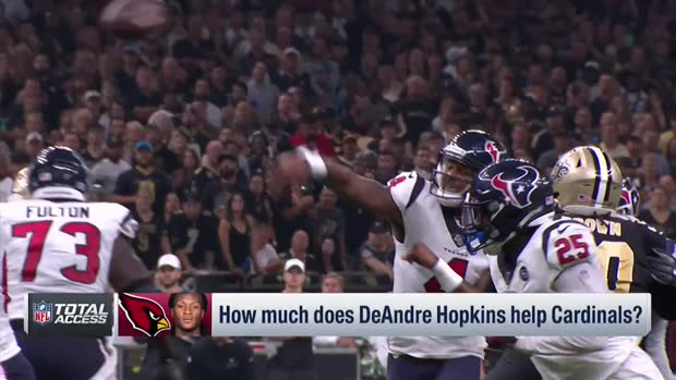 Pro Football Focus: Only one non-QB has been more valuable than Arizona Cardinals wide receiver DeAndre Hopkins since 2017